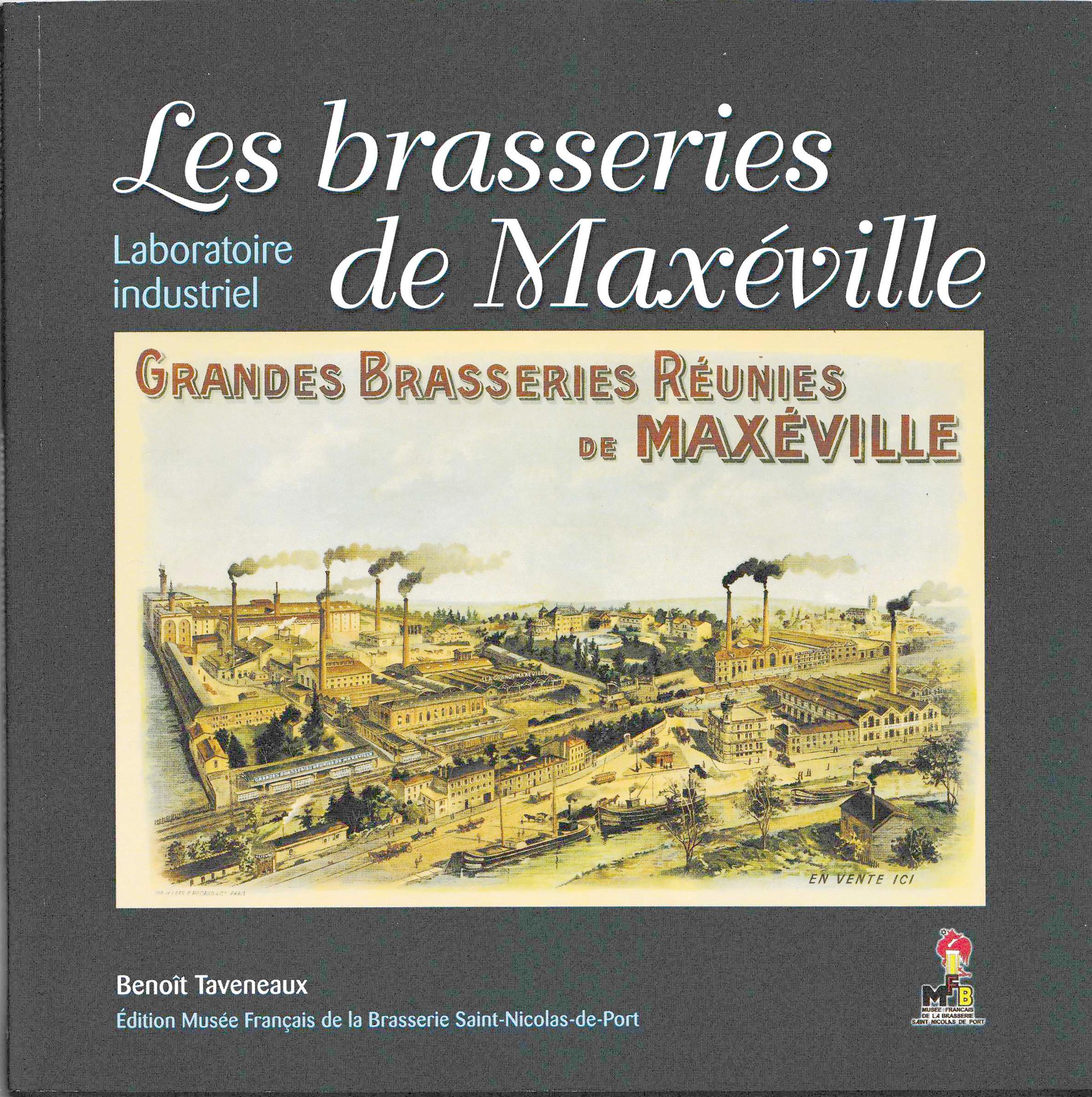 benoit tavenaux - Les brasseries de Maxéville
