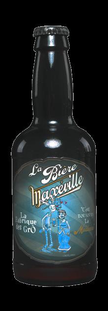 Brasserie La Fabrique des GrÔ - bières artisanales - bouteille Grô bière Maxéville