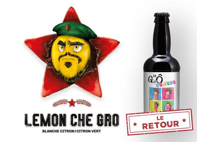 Fabrique des GrÔ - Lemon Che GrÔ